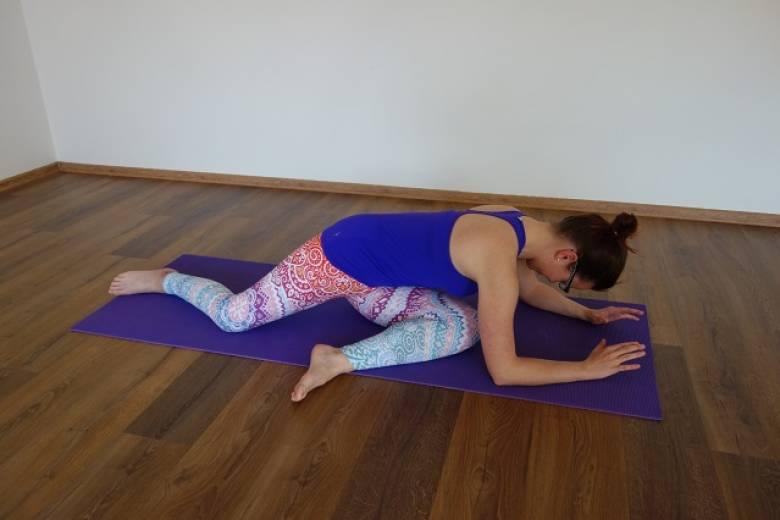 Zdravotní cvičení a posilování s lany