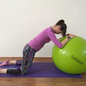 Každé úterý ráno cvičíme Core a funkční trénink