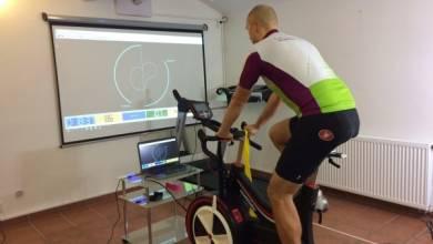 Cyklistická analýza stylu šlapání