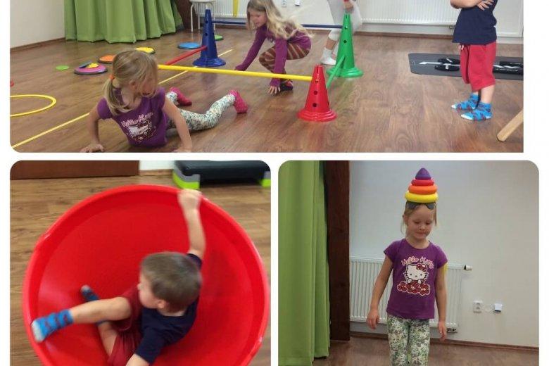 Všeobecný pohybový rozvoj dětí