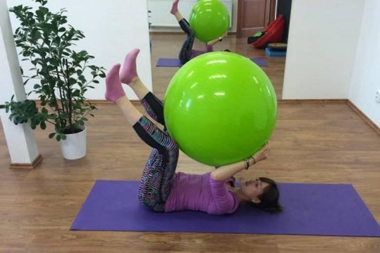 Kompenzační cvičení cvičení s posilováním