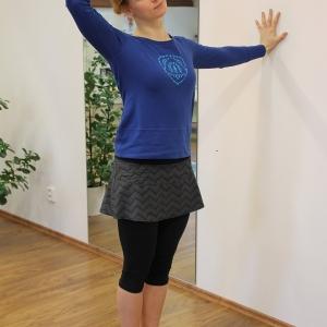 Cvičení na krční páteř