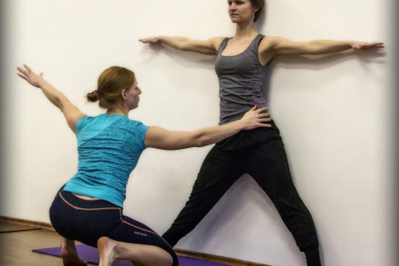 Jóga s prvky fyzioterapie