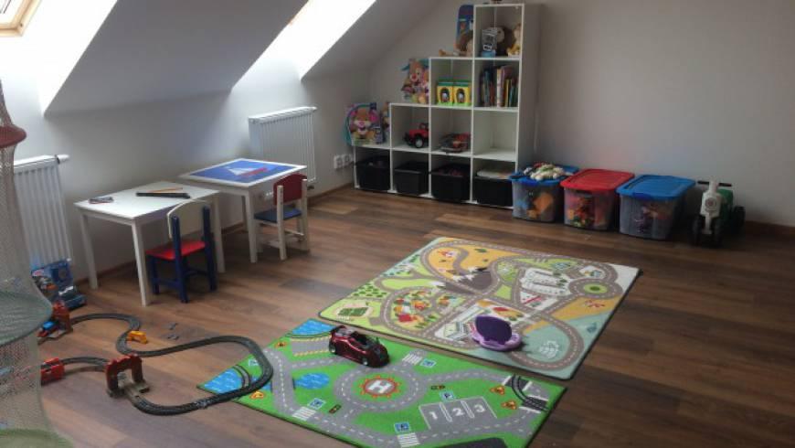 Dětská herna s hlídáním v Be Balanced!