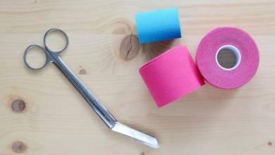 Kineziotaping – při akutních i chronických problémech
