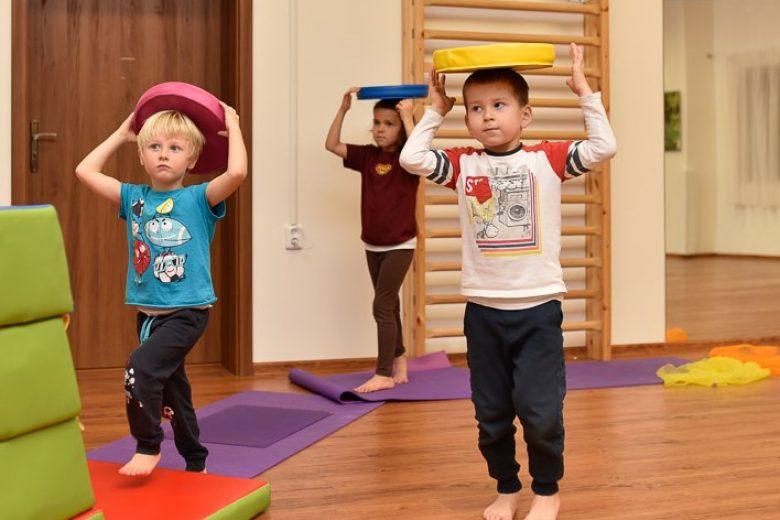 Feldenkraisova® metoda pro děti 5-9 let