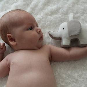 První tři měsíce na světě, aneb ideální psychomotorický vývoj miminka – 2.díl