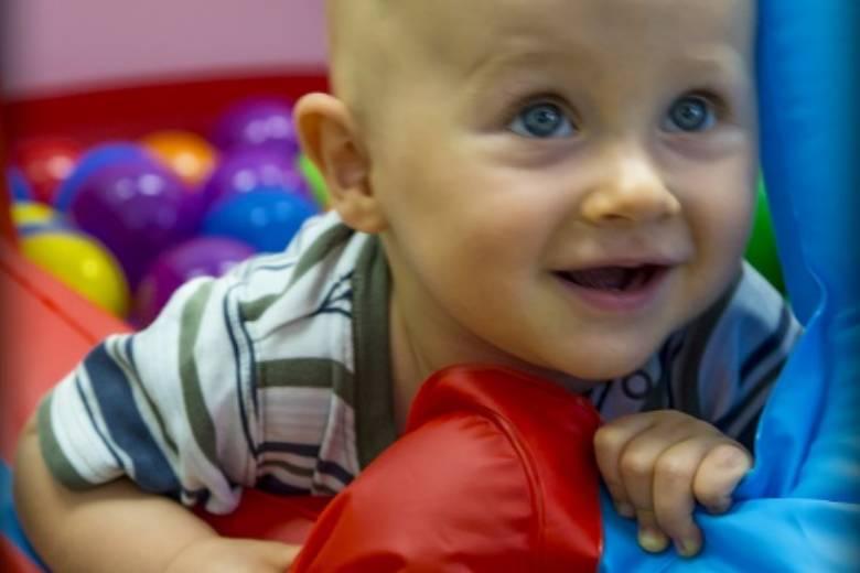 Cvičení s kojenci 3 – 7 měsíců