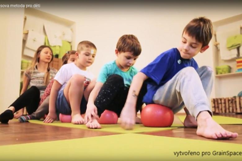 Feldenkraisova® metoda pro děti 4 – 6 let