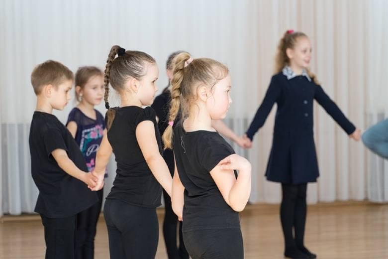 BeBalanced dance pro děti  8 -12 let