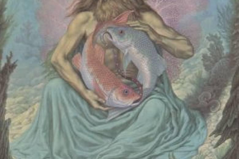 Astrologický archetyp Neptun – Ryby