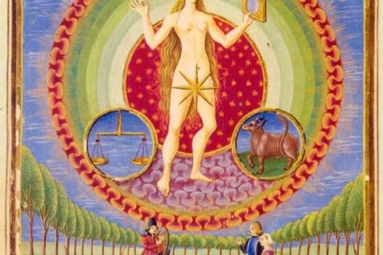 Astrologický archetyp Venuše – Býk – Váhy