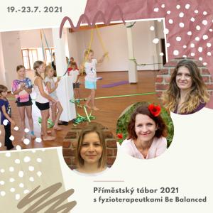 Příměstský tábor léto 2021 – ZA POZNÁNÍM TĚLA A JEHO RYTMŮ