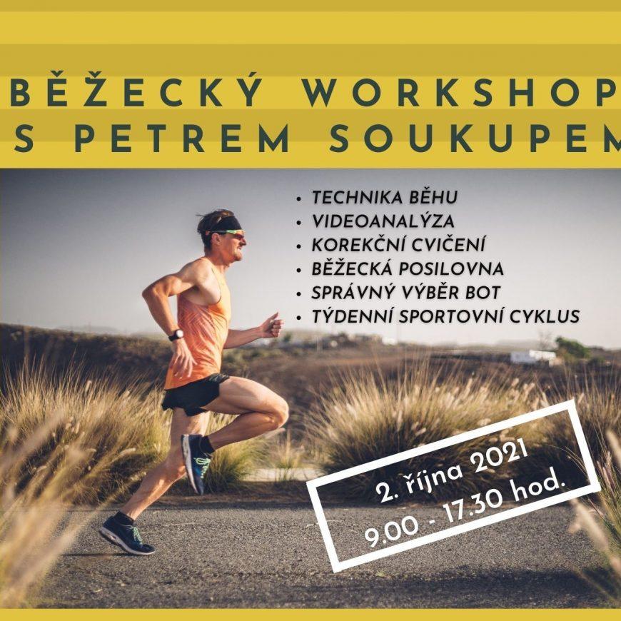 Běžecký workshop s Petrem Soukupem
